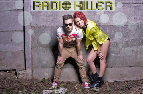 See what girls do when the boys are asleep in radio killer`s new video