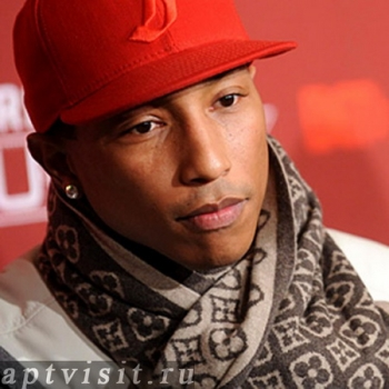 Pharrell Williams (Фаррелл Уильямс)