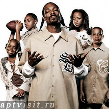 Snoop Dogg репер